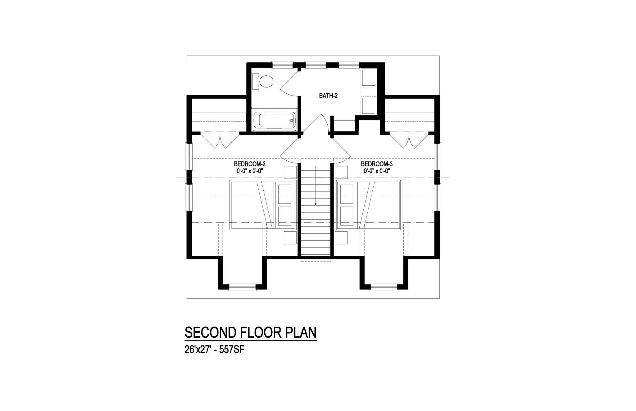 Floor plan slide